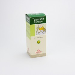 TUSSISTIN SCIROPPO 200ML